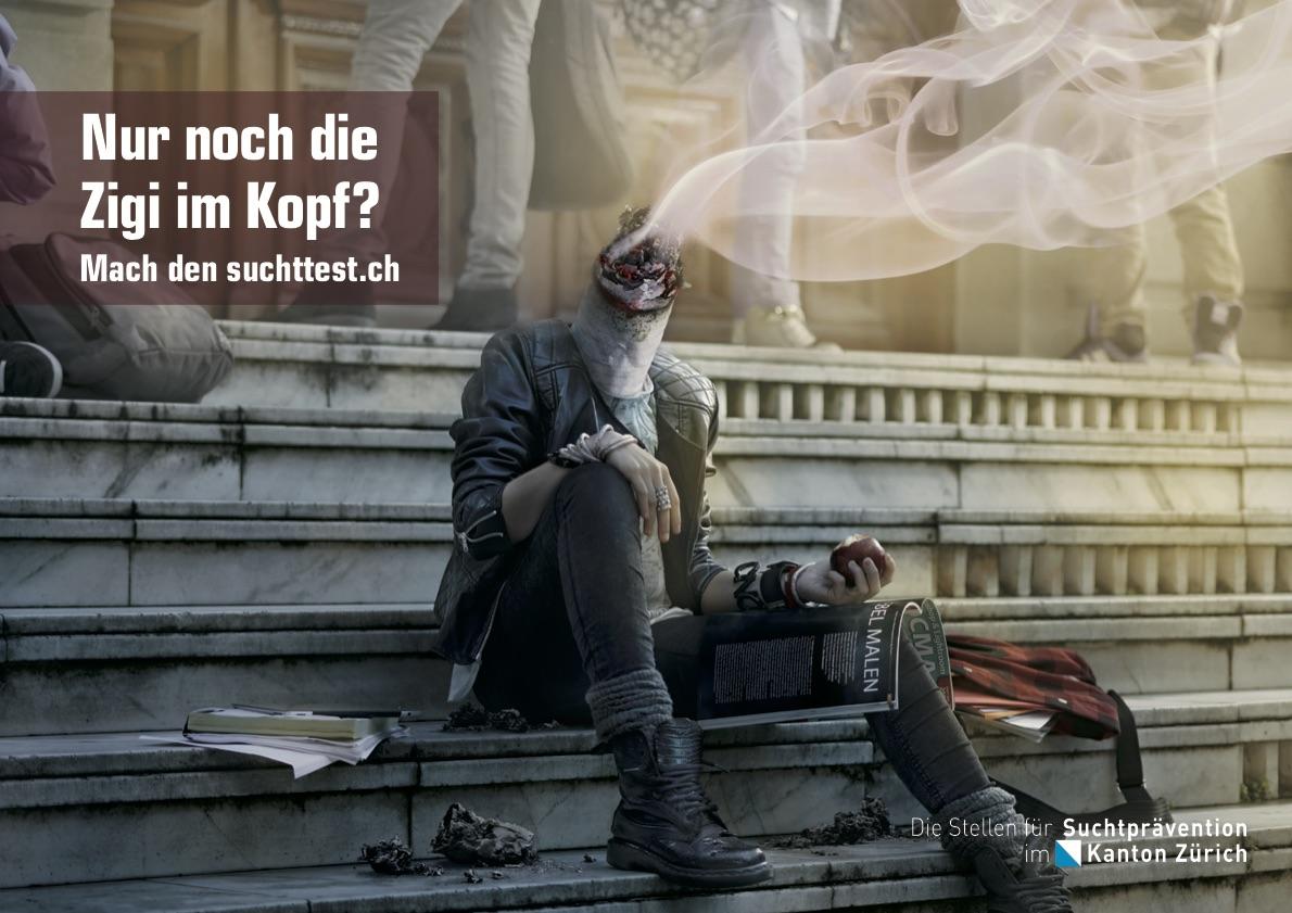 Aktuelle Kampagne I Tabak I Plakat A3